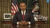 Iraq Speech Shows Obama Focused on Domestic Issues